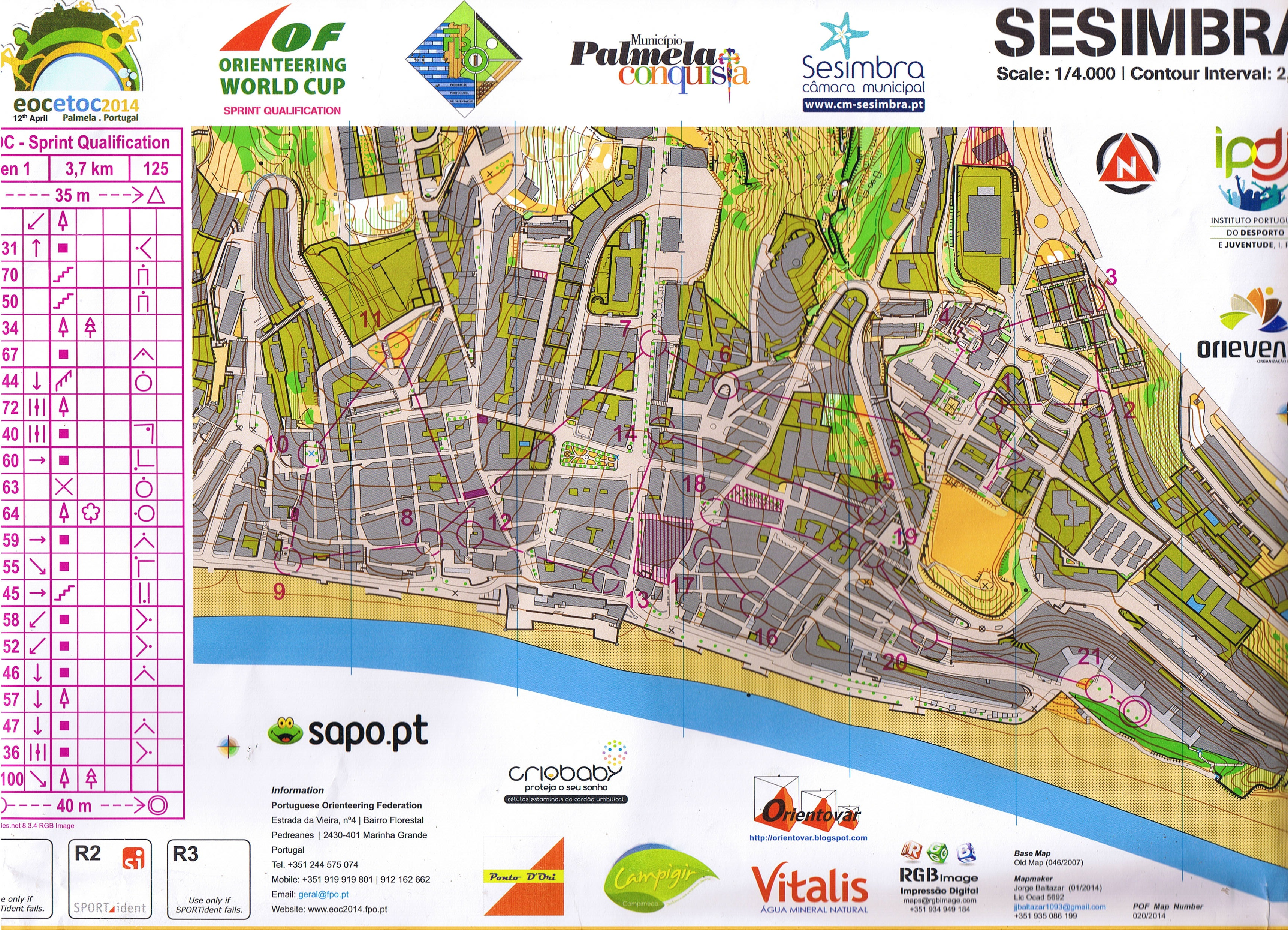EOC Sprint Qualification (23/04/2014)