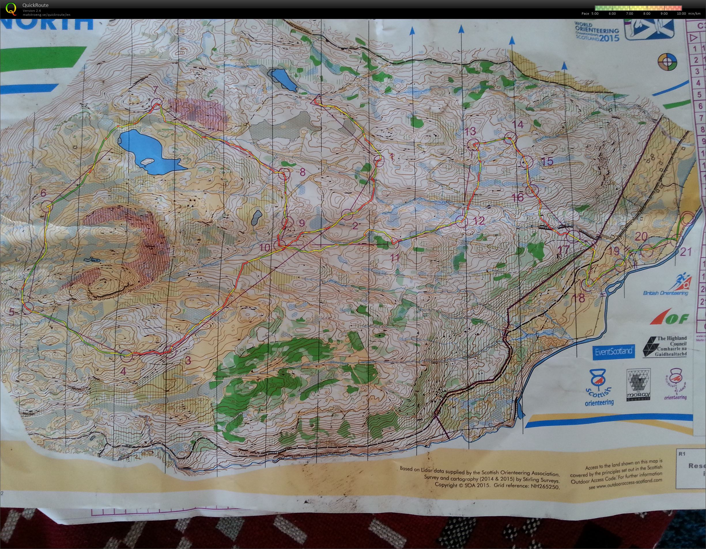 Scottish Six Days 2015 - Day 6 (08/08/2015)