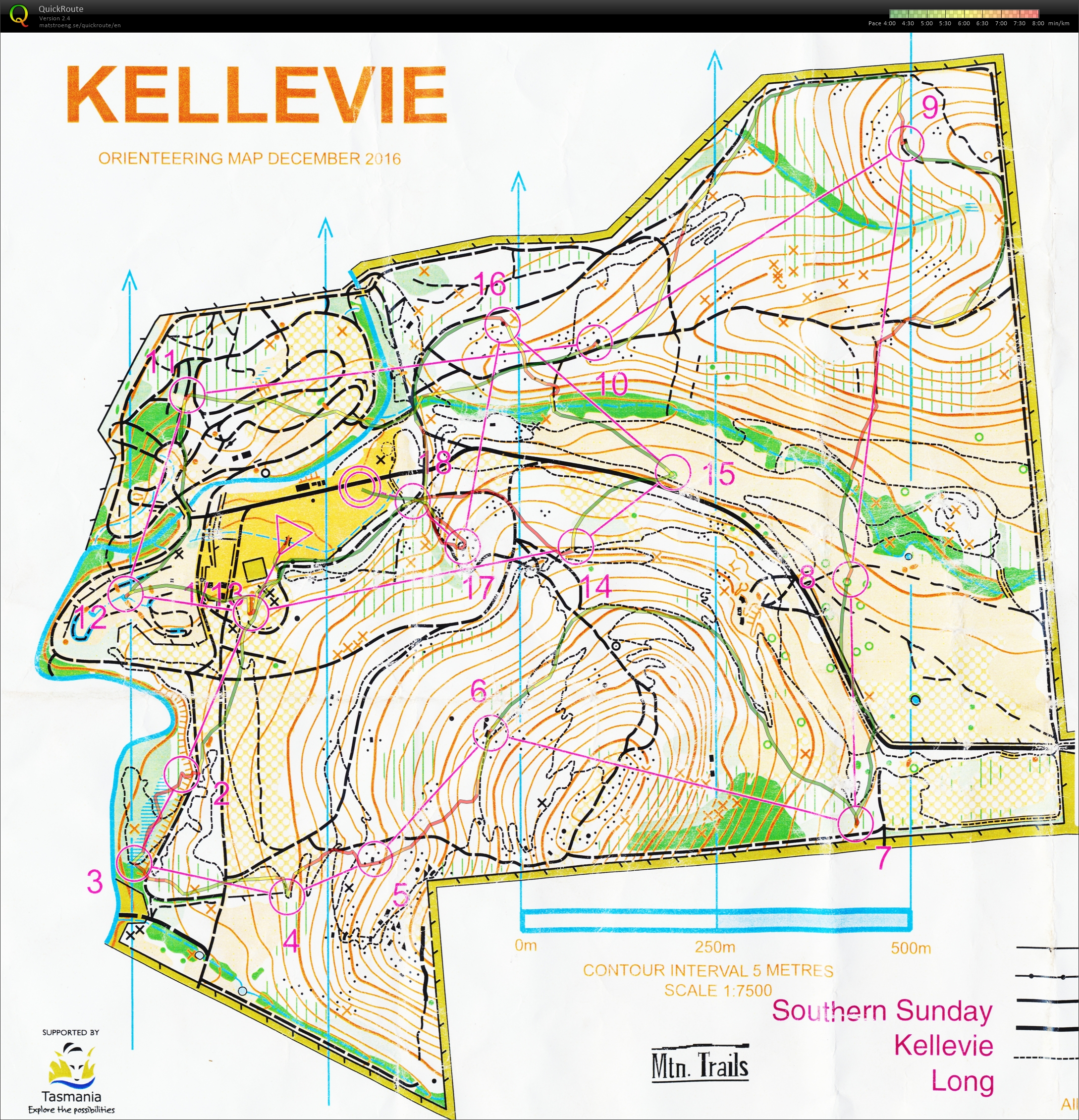 Kellevie Sunday Local (15/10/2017)