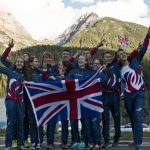 GB Team at the Junior World Orienteering Championships, 2016