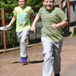 Whatever your age, you can enjoy orienteering