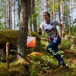 Grace Molloy adventure racing in the Scottish outdoors