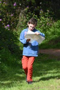 Scottish Schools Orienteering Festival 2016 - credit Crawford Lindsay