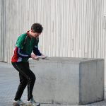 Orienteers take part in urban racing in Scottish cities