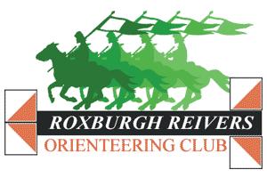 Roxburgh Reivers Orienteering Club Logo