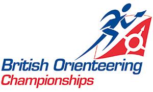 British Orienteering Championship logo