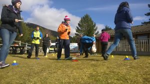 Coaching orienteering
