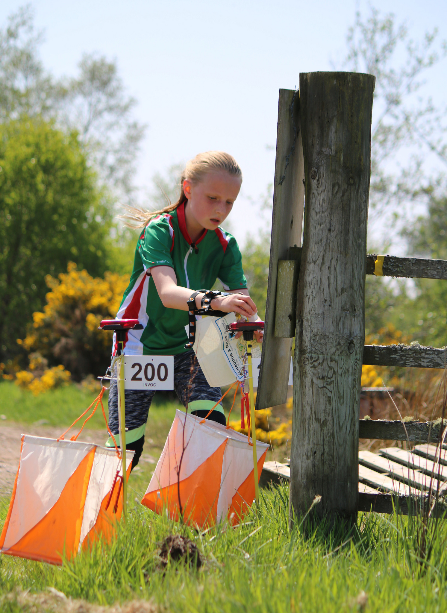 Orienteering is a great outdoor sport Scotland