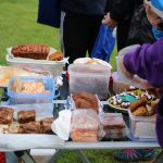 After orienteering in the great outdoors, you need cake!
