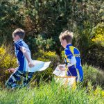 Orienteering is a great outdoor sport for all ages