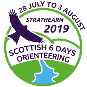 Scottish 6 Days 2019 logo