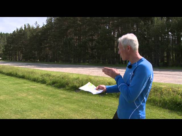 Navigational instruction in the Scottish Outdoors